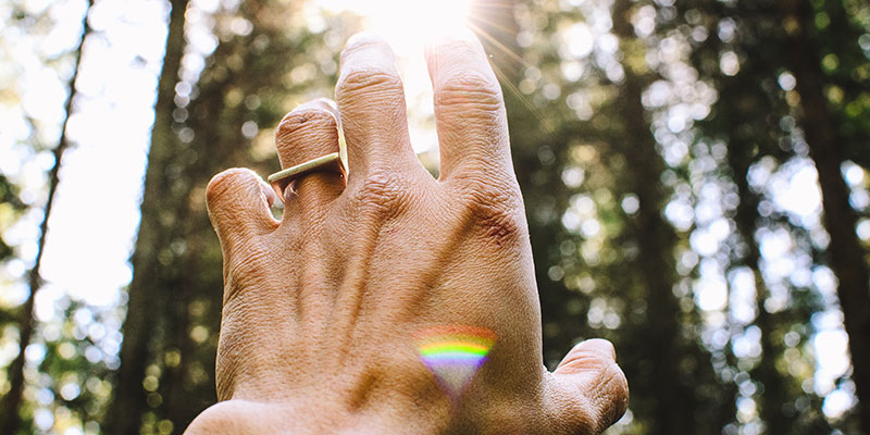 man and healing audio recordings hoom