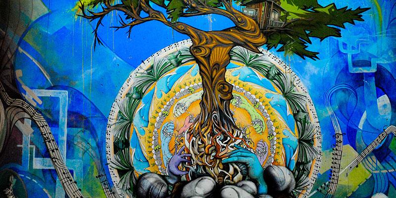tree of life and symbolism audio recordings